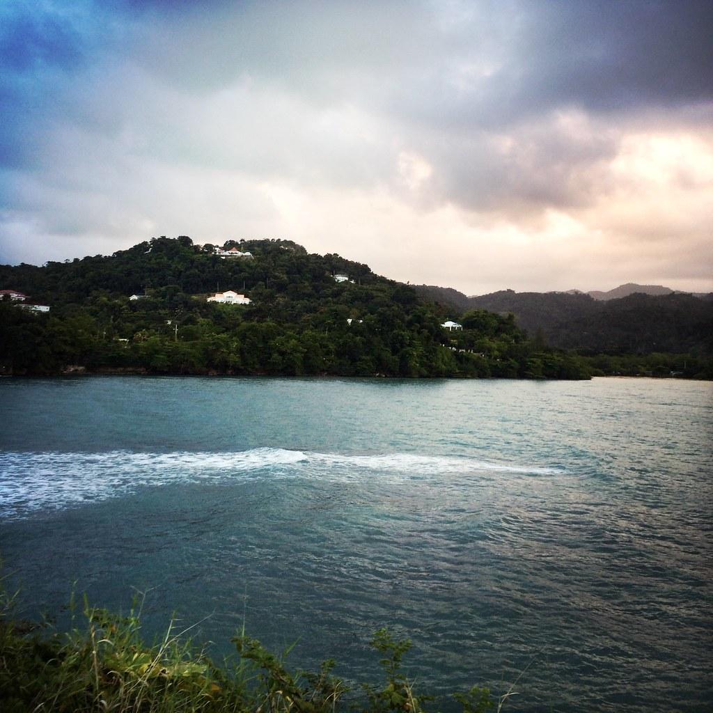 how to get to port antonio jamaica