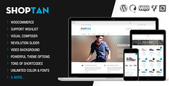 Shoptan-Multi-purpose Wordpress eCommerce Theme  (WooCommerce)