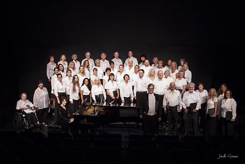 Maui Choral Arts courtesy of the MACC
