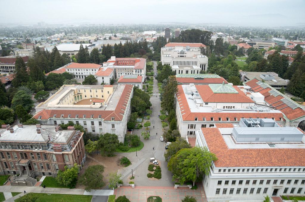 Berkeley California Hotels Near Campus