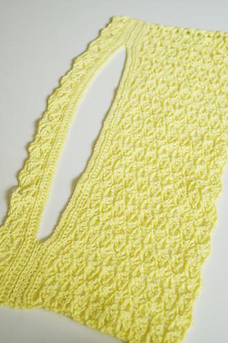 Solsken crochet poncho