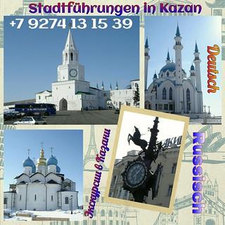 Stadtführungen in Kasan