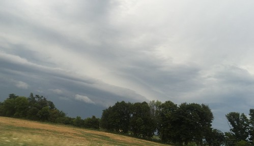 20150814 Interesting Clouds and Sky; Fond du Lac County, Wisconsin - 08