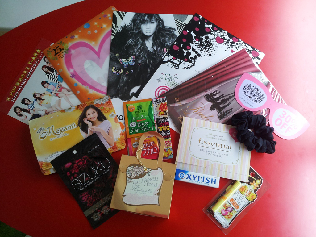 Tokyo Girls Collection 2011 AutumnWinter (1)