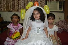 Marziya Shakir Turns 4 ... by firoze shakir photographerno1