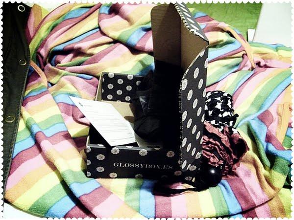 glossy box noviembre