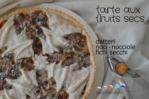 fTarte aux fruits secs - FOTO 1