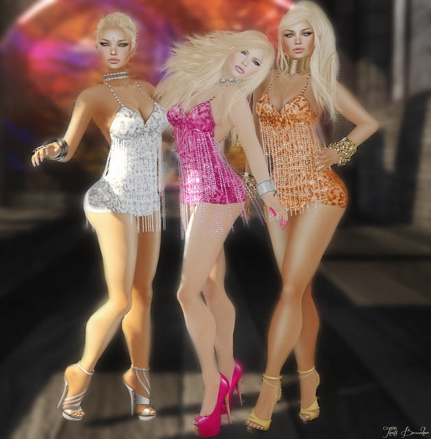 Bell, Ty e Tha