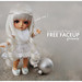Free Faceup Giveaway 2 [ended] by ***Andreja***