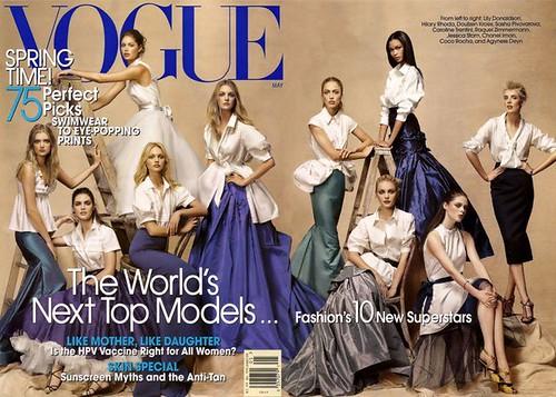 Hillary-Rhoda-portada-Vogue-nuevas-supermodelos