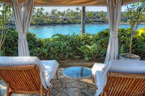 Hilton Waikoloa chairadise