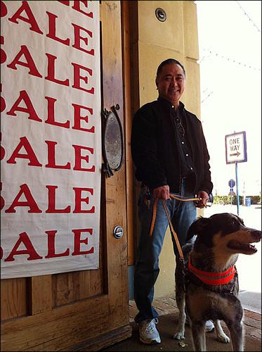 my shopping handler- kenichi