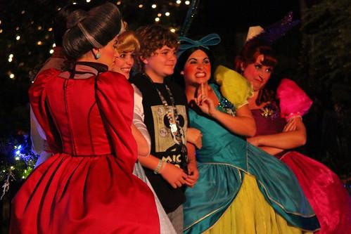 Cinderella and gang