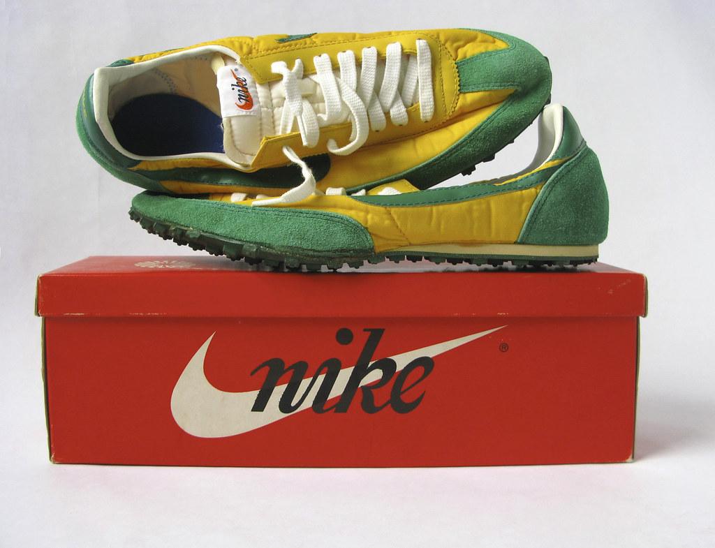 pretty nice 88ebc 1d68a ... Vintage 1973 Nike Oregon Waffle Trainers  by warymeyers blog