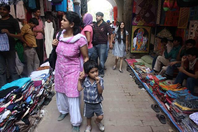 City Hangout – Sarojini Nagar Market, South Delhi – The