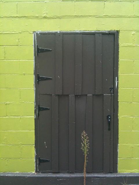 Green Door Weed