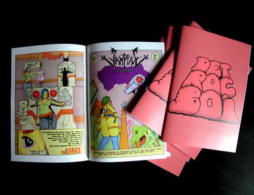 Detrocboi Booklet's Out!!! by det.roc.boi