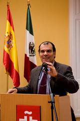 """Lanzamiento del programa cultural """"México en Budapest"""""""