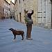 """Different interests"" - San Gimignano, 24 Novembre 2011 by pigianca"
