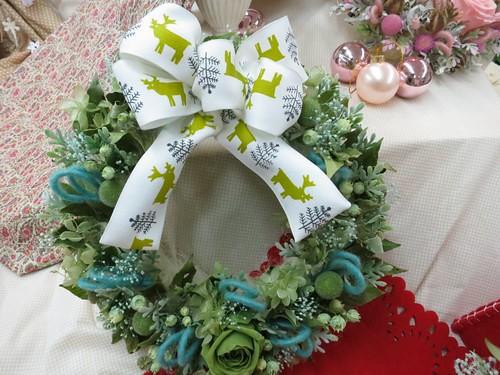 日比谷花壇 クリスマス 花