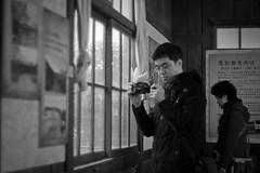 下雨霧社街--Ygg蟀氣拍照特輯