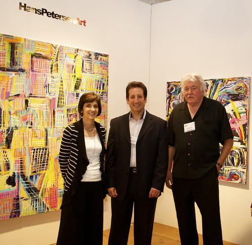 Barbara Koller, Scott Birnbaum, Hans Petersen