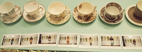 the tea party - an instax party!