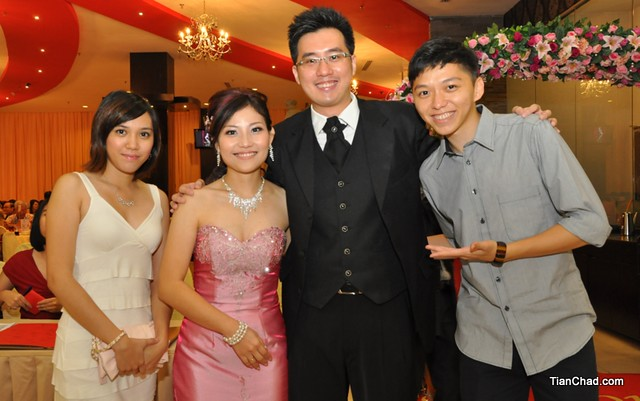 Steven Lim & Michelle Tan Wedding 2011 | Dynasty Dragon Seafood Restaurant