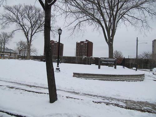 Clinton Field Park