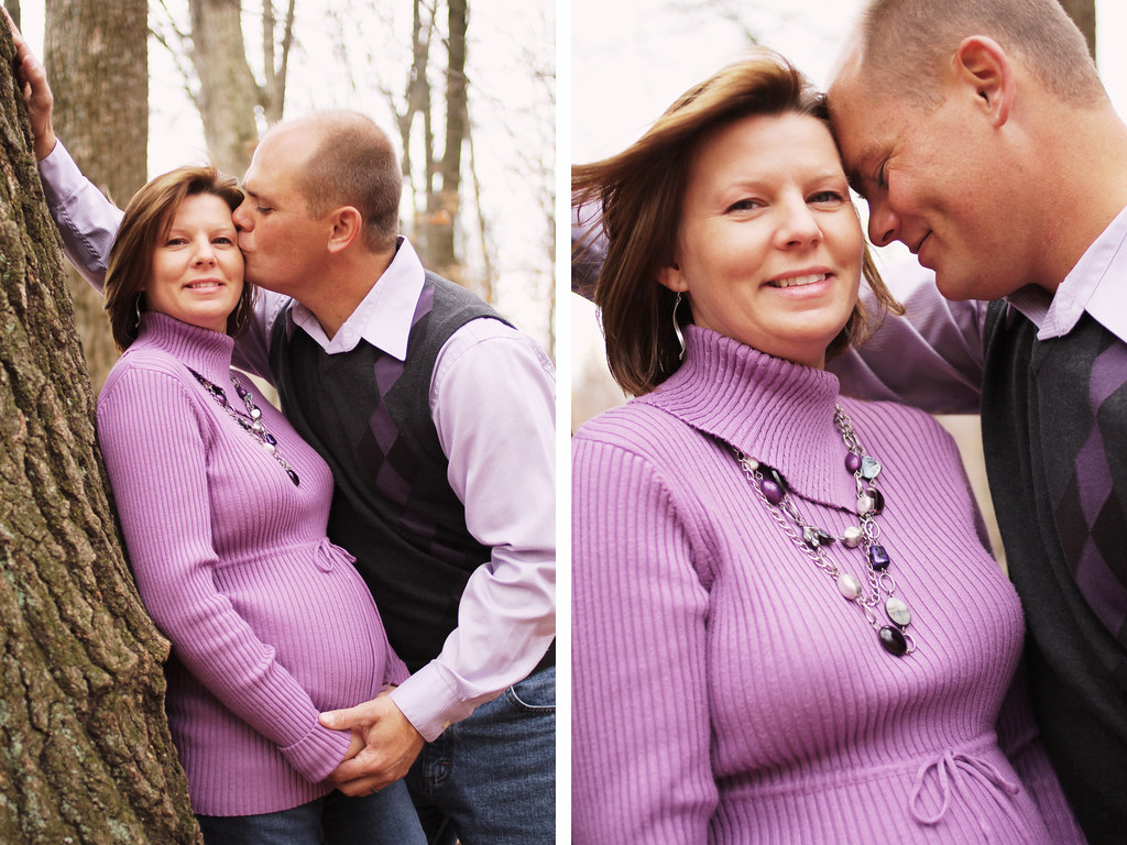 Theresa+Billy {expecting}