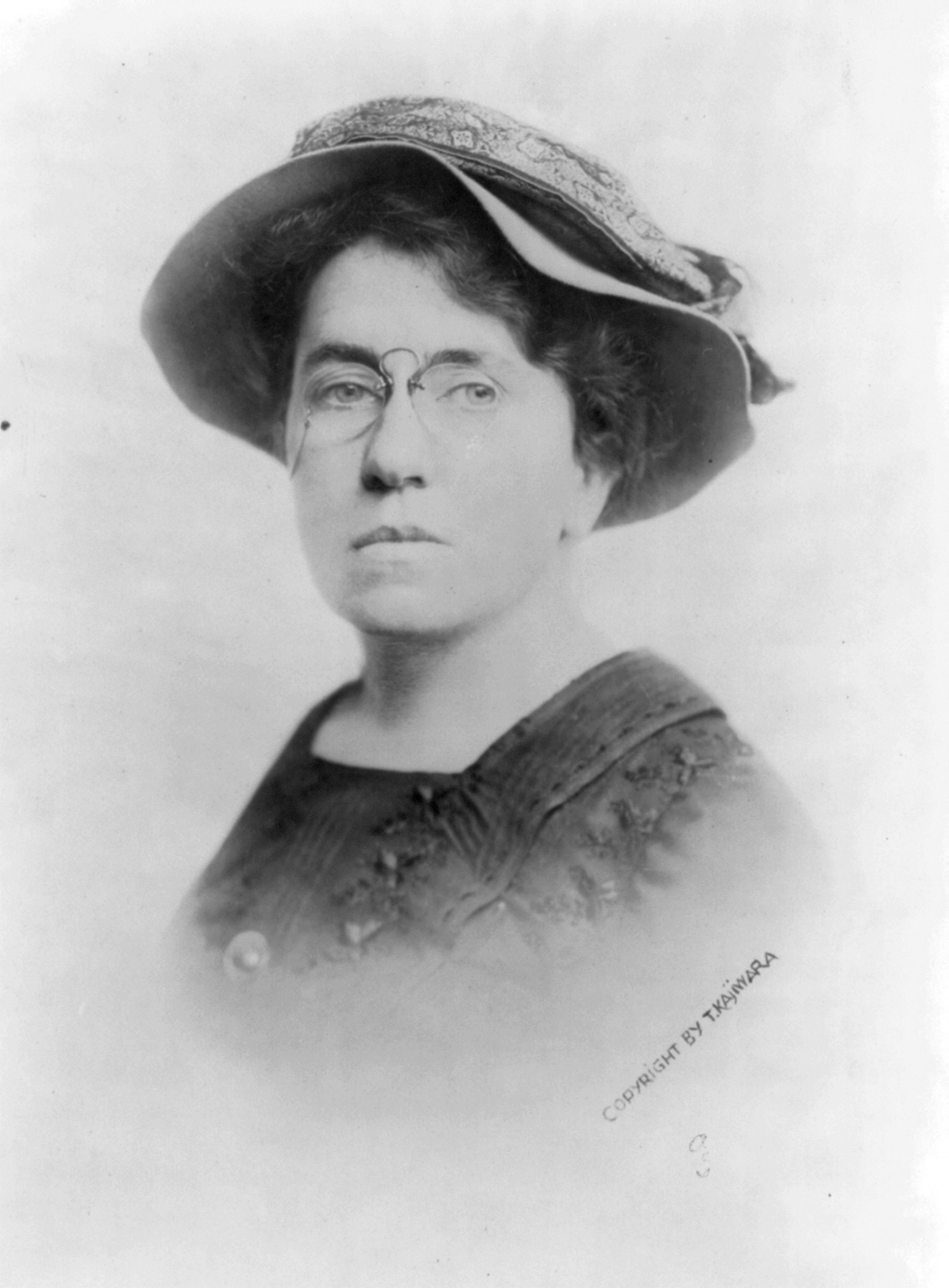 essays on emma goldman