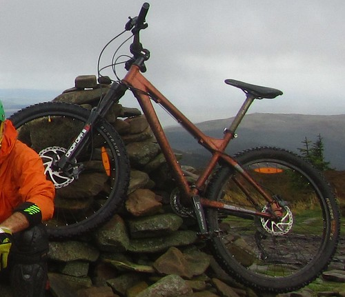 My GaryFisher GED bike - stolen in Edinburgh December 2011