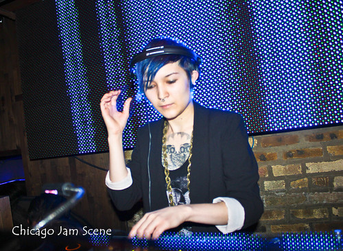 Maya Jane Coles, Kate Simko and Queen Bee at SpyBar on October 28, 2011