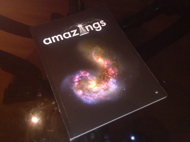Vuestra opinión sobre el nº 1 de la revista Amazings