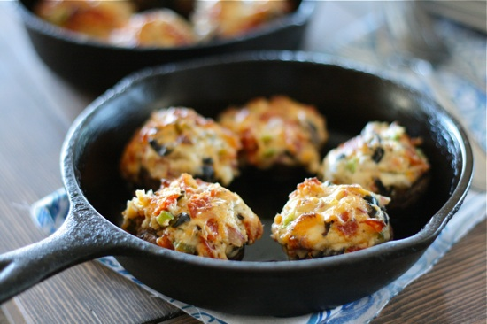 Pizza Stuffed Mushrooms Final 2