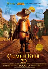 Çizmeli Kedi - Puss in Boots (2012)