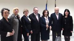 Συνάντηση με Γερμανούς βουλευτές