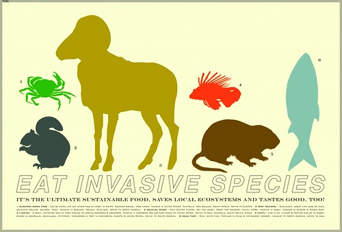 Eat Invasive Species