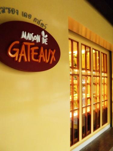 MAISON DE GATEAUX