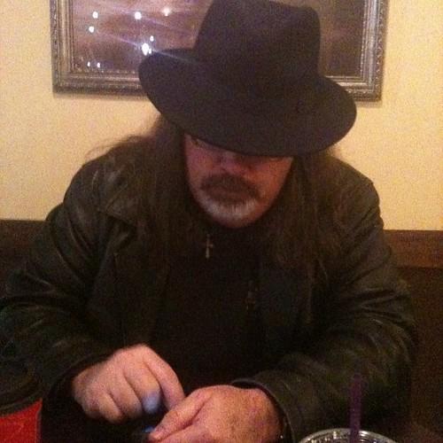 David's new hat