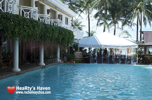 Boracay Mandarin Island Hotel View