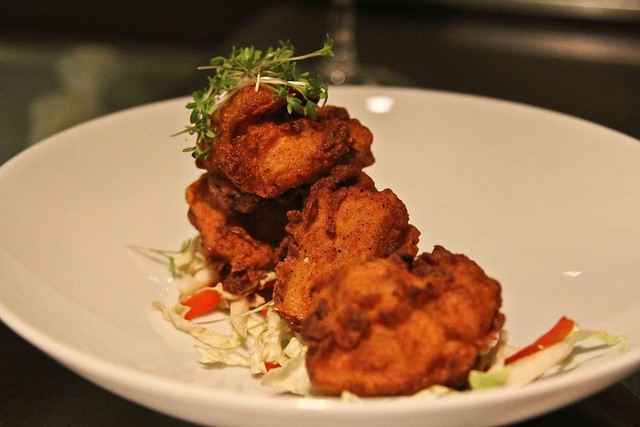Verjus buttermilk fried chicken