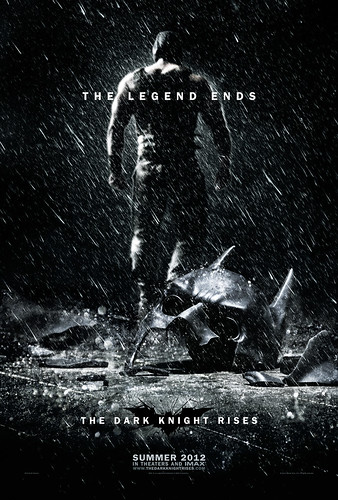 The Establishing Shot: Batman The Dark Knight Rises The Legend Ends Poster Magnus Mask 1 Sheet Vers 3 Poster - Viral by Craig Grobler