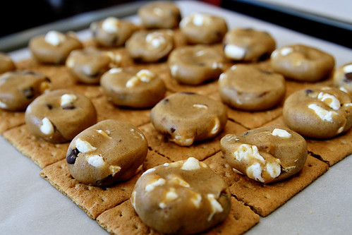 S'more Cookies 7