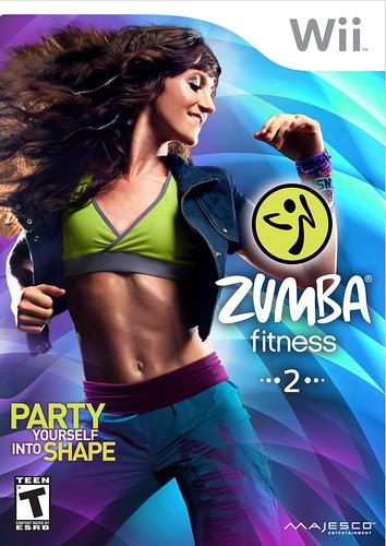 Zumba2 Wii boxshot