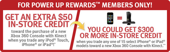 GameStop iPhone & iPad trade-in deal