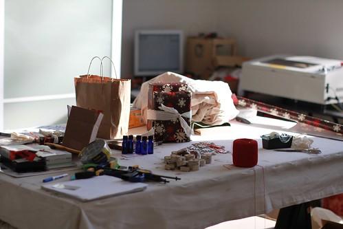 Studio: Making Gifts for Christmas 2011