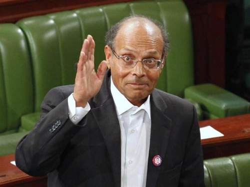 Dr. Moncef Marzouki, leader of the Congress for the Republic, has been voted by the Tunisian parliament to be the new president of the North African state. His selection was marked by controversy on the part of other secular parties. by Pan-African News Wire File Photos