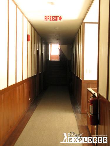 No more ghost stories in Casa Vallejo