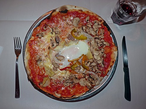 Roma | Restaurante Pizzería Baffetto | Pizza